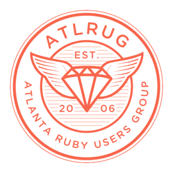 """Atlanta Ruby Users' Group, Established 2006"""